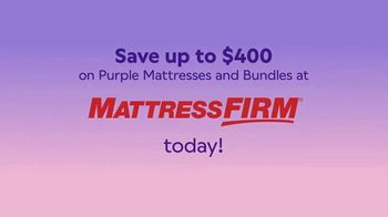 Purple Mattress TV Spot, 'Holidays: Santa Claus' - Thumbnail 7