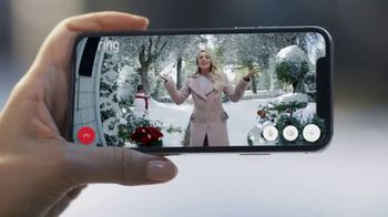 Ring TV Spot, 'Holidays: Favorite Time of Year' Featuring Carrie Underwood