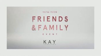 Kay Jewelers Friends and Family Event TV Spot, '25 to 50% off Everything' - Thumbnail 1
