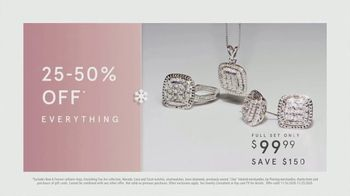 Kay Jewelers Friends and Family Event TV Spot, '25 to 50% off Everything'