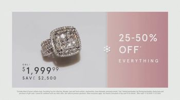 Kay Jewelers Friends and Family Event TV Spot, '25 to 50% off Everything' - Thumbnail 3