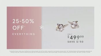 Kay Jewelers Friends and Family Event TV Spot, '25 to 50% off Everything' - Thumbnail 4
