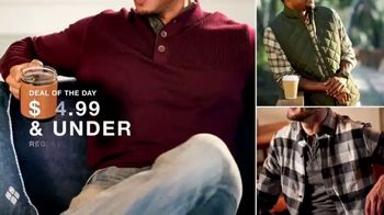 Macy's Thanksgiving One Day Sale TV Spot, 'Cozy Gifts and Diamond Jewelry' - Thumbnail 6