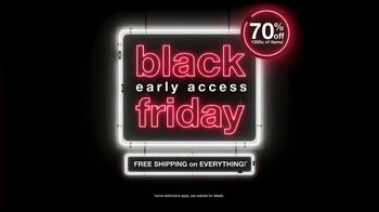 Overstock.com Early Black Friday Sale TV Spot, 'Extra 15% Off' - Thumbnail 3