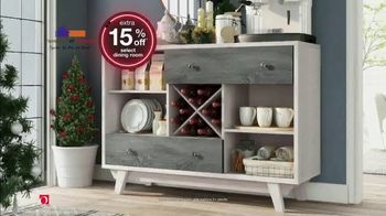 Overstock.com Early Black Friday Sale TV Spot, 'Extra 15% Off' - Thumbnail 5