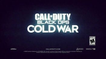 Call of Duty: Black Ops Cold War TV Spot, 'The Threat: Confrontation Weapons Pack' Song by New Order - Thumbnail 7