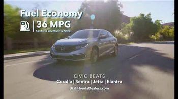 2020 Honda Civic TV Spot, 'Compare: Civic' [T2] - Thumbnail 1