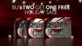 Srixon Golf Holiday Sale TV Spot, 'The Perfect Golfer Gift'