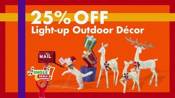 Big Lots Big Black Friday Sale TV Spot, 'Light-Up Outdoor Décor' Song by Montell Jordan - Thumbnail 8