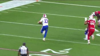 GEICO TV Spot, 'Play of the Day: Josh Allen Receiving Touchdown' - 6 commercial airings