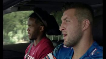 Nissan TV Spot, \'Heisman House: Anticipation\' Featuring Kyler Murray, Tim Tebow [T1]