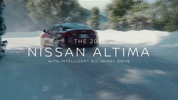 2021 Nissan Altima TV Spot, 'Parking Spot' Song by John Rowcroft, Tarek Modi [T1] - Thumbnail 8