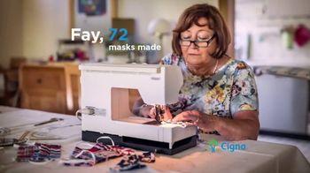 Cigna Medicare Advantage Plans TV Spot, 'Fay' - Thumbnail 3