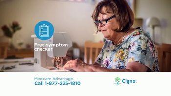 Cigna Medicare Advantage Plans TV Spot, 'Fay' - Thumbnail 7