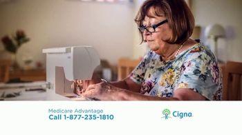 Cigna Medicare Advantage Plans TV Spot, 'Fay' - Thumbnail 8