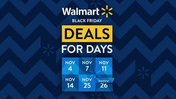Walmart Black Friday Deals for Days TV Spot, 'Aspiradora Shark Rocket Pro' canción de Aretha Franklin [Spanish] - Thumbnail 1