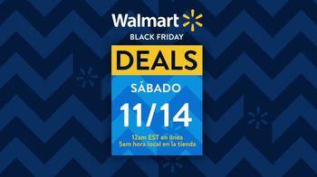 Walmart Black Friday Deals for Days TV Spot, 'Aspiradora Shark Rocket Pro' canción de Aretha Franklin [Spanish] - Thumbnail 2