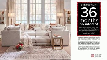 Value City Furniture Early Black Friday Sale TV Spot, 'The More You Buy' - Thumbnail 5