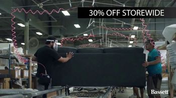 Bassett Veterans Day Sale TV Spot, 'Custom Orders' - Thumbnail 5