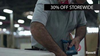 Bassett Veterans Day Sale TV Spot, 'Custom Orders' - Thumbnail 6