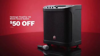 Guitar Center TV Spot, 'This Holiday Make Music: Mobile Sound System & Digital Piano' - Thumbnail 5