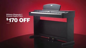 Guitar Center TV Spot, 'This Holiday Make Music: Mobile Sound System & Digital Piano' - Thumbnail 8