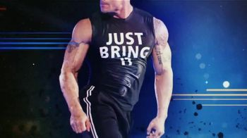 WWE Shop TV Spot, 'Bring It On: Black Friday Pricing on Championship Titles & 50% Off Tees' - Thumbnail 3