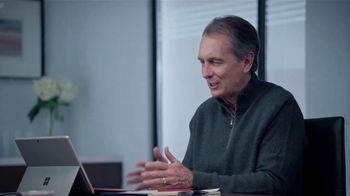 Microsoft Teams TV Spot, 'Bringing the Game' Ft. Fletcher Cox and Cris Collinsworth