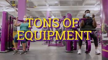 Planet Fitness TV Spot, 'Tons of Equipment: $10 a Month' - Thumbnail 5