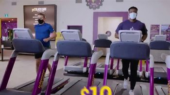 Planet Fitness TV Spot, 'Tons of Equipment: $10 a Month' - Thumbnail 7