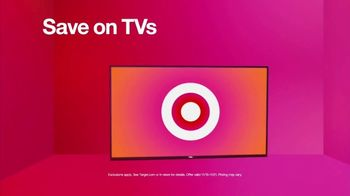 Target TV Spot, 'Black Friday: Electronics, Family Apparel, TVs' - Thumbnail 7