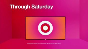 Target TV Spot, 'Black Friday: Electronics, Family Apparel, TVs' - Thumbnail 8