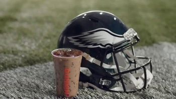 Dunkin' DD Perks TV Spot, 'Eagles Fans: $1 Hot or Iced Coffee' - Thumbnail 1