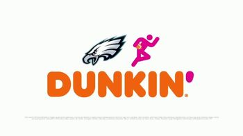 Dunkin' DD Perks TV Spot, 'Eagles Fans: $1 Hot or Iced Coffee' - Thumbnail 10