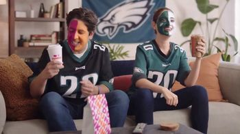 Dunkin' DD Perks TV Spot, 'Eagles Fans: $1 Hot or Iced Coffee' - Thumbnail 4