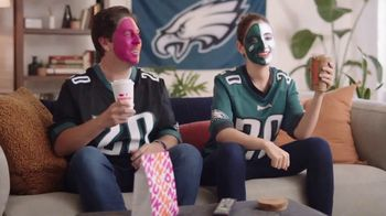 Dunkin' DD Perks TV Spot, 'Eagles Fans: $1 Hot or Iced Coffee' - Thumbnail 6