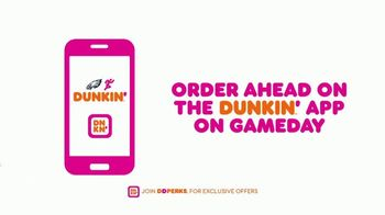Dunkin' DD Perks TV Spot, 'Eagles Fans: $1 Hot or Iced Coffee' - Thumbnail 9