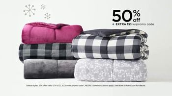 Kohl's 3-Day Sale TV Spot, '50% Off Deals: Bedding, Jumping Beans, Tops' - Thumbnail 4