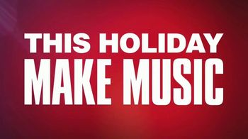 Guitar Center TV Spot, 'This Holiday Make Music: Gibson Original and Schecter Platinum' - Thumbnail 8