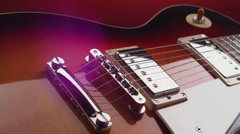 Guitar Center TV Spot, 'This Holiday Make Music: Gibson Original and Schecter Platinum' - Thumbnail 1