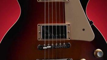 Guitar Center TV Spot, 'This Holiday Make Music: Gibson Original and Schecter Platinum' - Thumbnail 2
