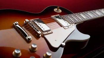 Guitar Center TV Spot, 'This Holiday Make Music: Gibson Original and Schecter Platinum' - Thumbnail 4