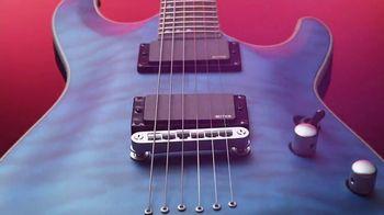 Guitar Center TV Spot, 'This Holiday Make Music: Gibson Original and Schecter Platinum' - Thumbnail 6