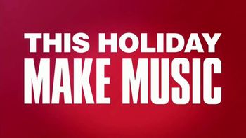 Guitar Center TV Spot, 'This Holiday Make Music: Fender Guitars and Taylor Acoustic' - Thumbnail 10