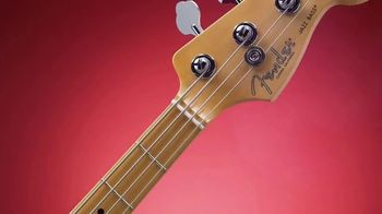 Guitar Center TV Spot, 'This Holiday Make Music: Fender Guitars and Taylor Acoustic' - Thumbnail 2