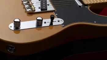 Guitar Center TV Spot, 'This Holiday Make Music: Fender Guitars and Taylor Acoustic' - Thumbnail 4