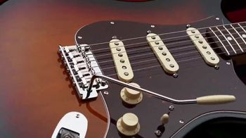 Guitar Center TV Spot, 'This Holiday Make Music: Fender Guitars and Taylor Acoustic' - Thumbnail 5