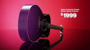 Guitar Center TV Spot, 'This Holiday Make Music: Fender Guitars and Taylor Acoustic' - Thumbnail 9