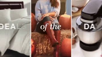 Macy's Thanksgiving One Day Sale TV Spot, 'Holiday Gifts: Boots, Ninja Blender and Comforters' - Thumbnail 2