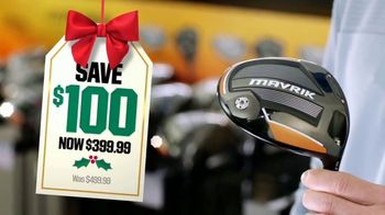 Dick's Sporting Goods TV Spot, 'Golf Galaxy: The Best Holiday Gifts' - Thumbnail 5